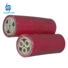 MYPTJ 8.7 / 10kV Rubber Insulated Metallic Screened And Monitoring Movable Flexible Cable