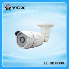 IP66 1.3mp 960p h.264 seguridad en red p2p mini cámara digital cámara ip más pequeña Lente fija