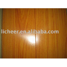 Surface miroir de plancher stratifié 12.3mm