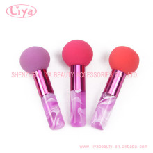 OEM Acrylic Makeup Brushes Low MOQ Accepted