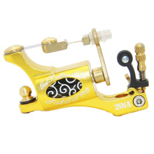 Getbetterlife original Aluminum material gold color rotative tattoo machine