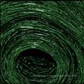 мелкоячеистая сетка кролик забор зеленый пальто PVC стального плетения сада