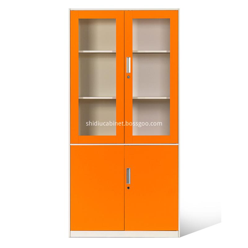 Narrow Frame File Cabinet 1
