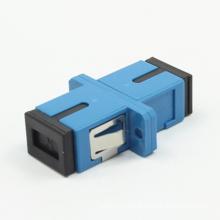 SC/PC Siglemode Fiber Optic Adapter with Flange