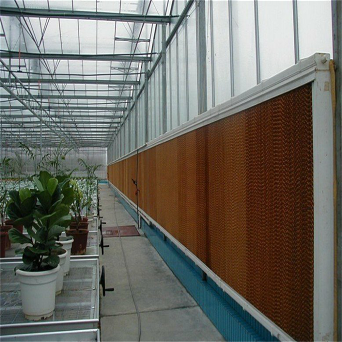 Cooling Greenhouses
