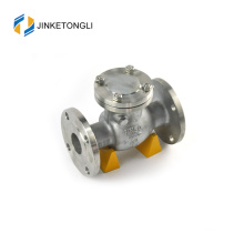 JKTLPC075 adjustable loaded carbon steel non return pipe check valve