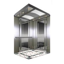 Elevador de passageiros com máquina de tração Gearless, suporte Professional Sevice