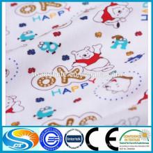 Großhandels-Baumwoll-Flanell-Stoff Flanell-Shirt und Flanell-Decke