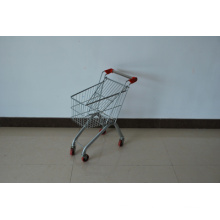 Kinder Supermarkt Tolley Warenkorb