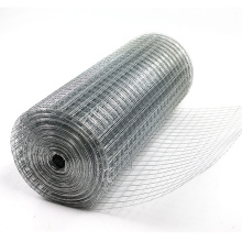 China Manufacturer Supplier Hot DIP Galvanised Steel Welded Wire Mesh
