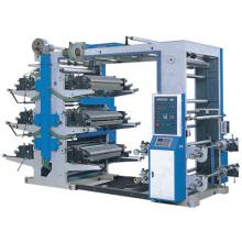 Six-Color Flexible Letter Press