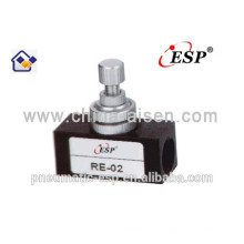 RE SERIES FLOW CONTROL VALVE