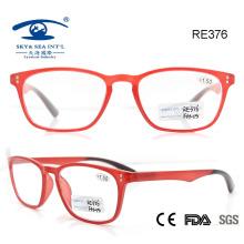 Fashionable Plastic Reading Glasses (RE376)