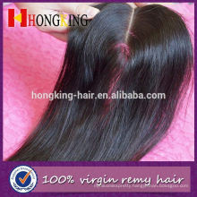 Black Straight Lace Closure Thin Skin