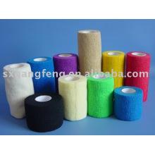Cohesive Elastic Bandages Different Colours