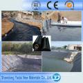 Preço de fábrica Geossintéticos Materiais Plásticos HDPE Geomembrana Liner