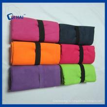 Горячая продажа Microfiber цифровой печатных пляжное полотенце (QEHD990333)