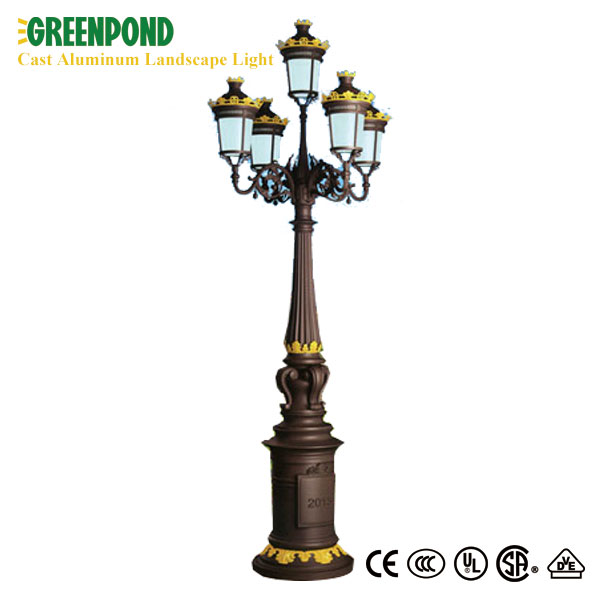 High Quality Cast Aluminum Landscape Light