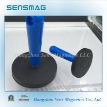 Изготовленный на заказ магнит феррита постоянного магнита агрегата постоянный