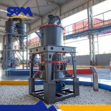 L'hématite de minerai de fer de transport facile usine de poudre pour l'Ethiopie