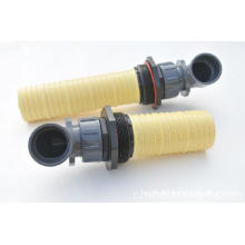 Water distributor accessories in water treatment