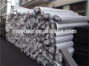rubber foam heat insulation tube/pipe air conditioning