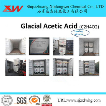 Axit Acetic 99% CAS NO. 64-19-7