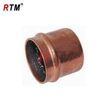 tapas de tubo de cobre de alta calidad