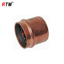 high quality copper pipe caps