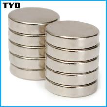 Permanent Strong Standard Disc Neodymium Magnet Grade N35