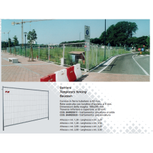 High Quality Temporary Fence from Shengjia