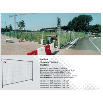 Высококачественный временный забор из Шэнцзя