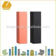 Le liquide mat carré fait votre propre récipient de rouge à lèvres