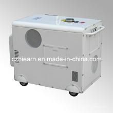Generador portable silencioso de la gasolina (GG6500S)