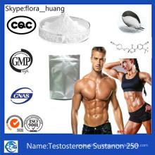 99% Чистота Инъецируемый стероидный порошок Тестостерон Сустанон 250