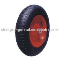 roda de borracha pneumática PR1401