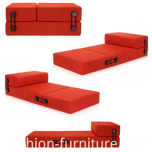 Folding Floor Sofa Bed
