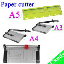 Cortador de papel manual A5A4A3, cortador de papel, cortador manual de papel guilhotina