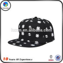 custom snapback snakeskin hat