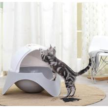 Caja de arena para gatos de lujo de nuevo estilo