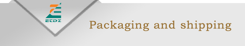 Packaging and Shipping---