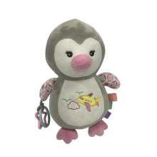 Penguin Rattle Baby Toy