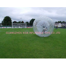 Custom Durable Pvc Or Tpu Inflatable Zorb Ball For Playground Equipment