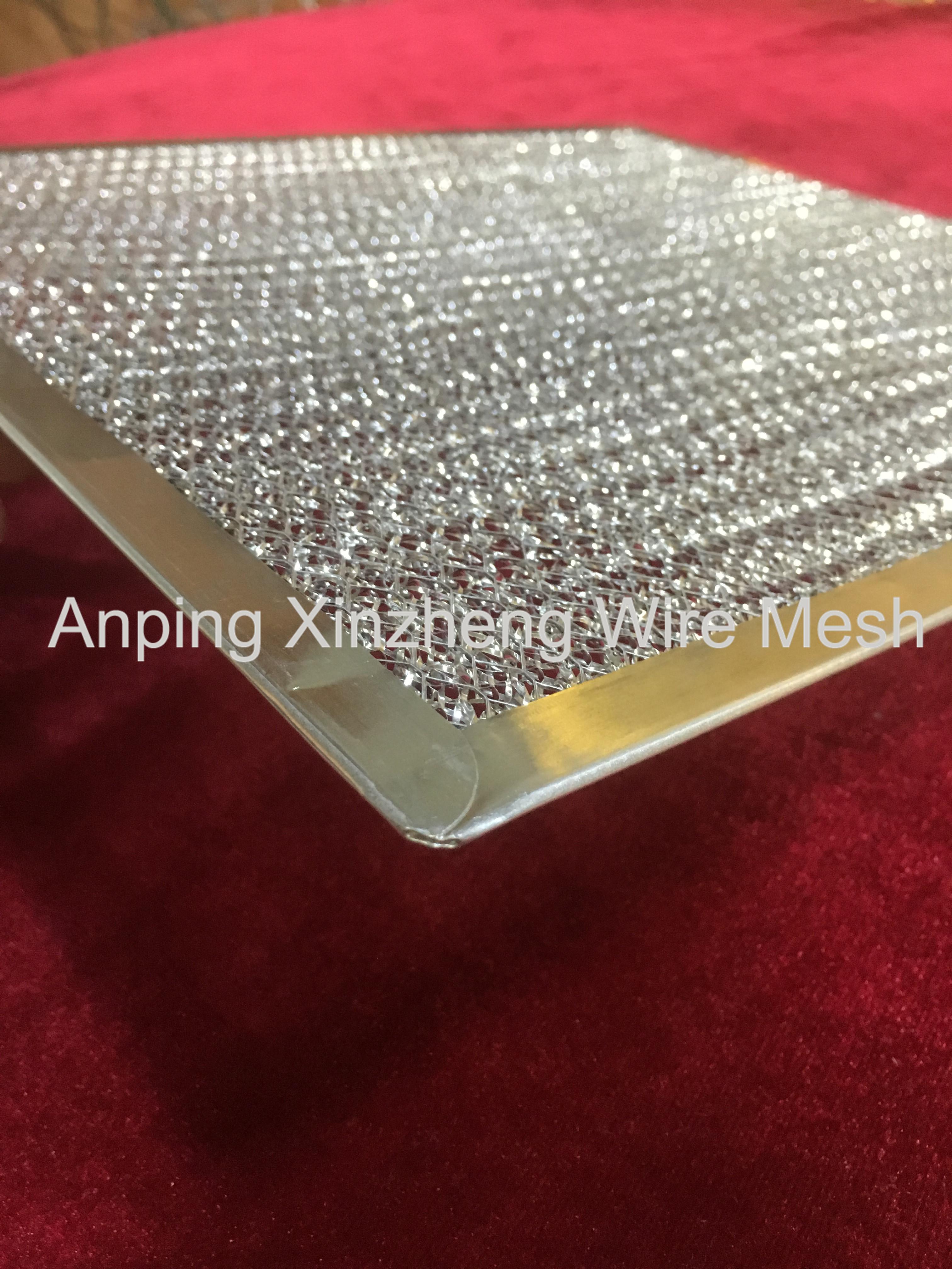 Aluminum Foil Mesh Frame