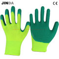 Latex Coated Labor Protective Safety Gloves (LS215)