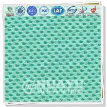 5607 tejido de malla de aire 3d, tela de malla de sándwich para hacer bolsas