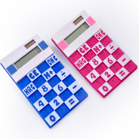 8 Digits Silicone Rubber Calculator