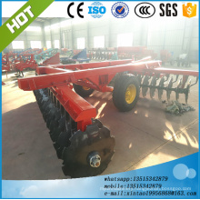 Farm Equipment Compact Tractor Offset heavy duty disc harrow