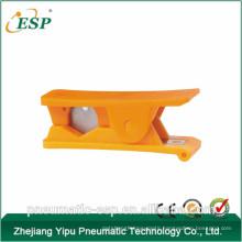 ESP plastic tube cutter