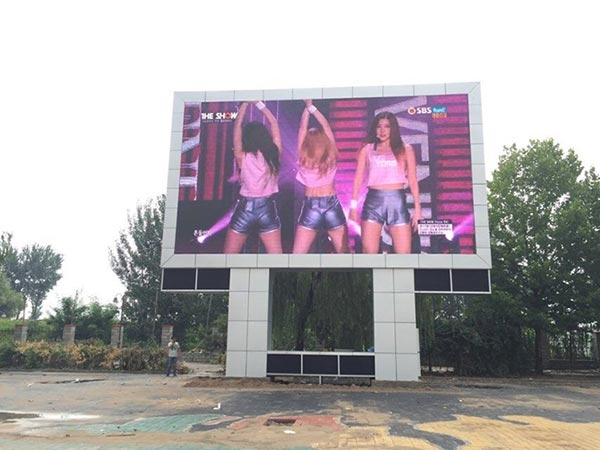 Quick Delivery Outdoor Led Screen